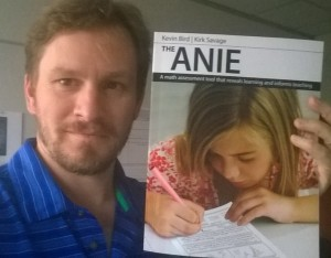 The ANIE has been published!